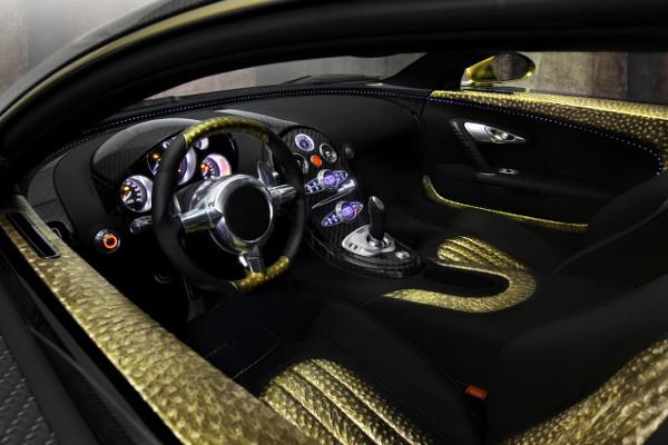 Bugatti Veyron 10