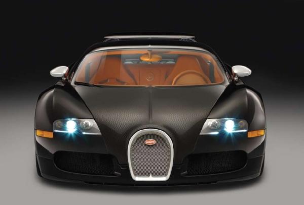 Bugatti Veyron 4
