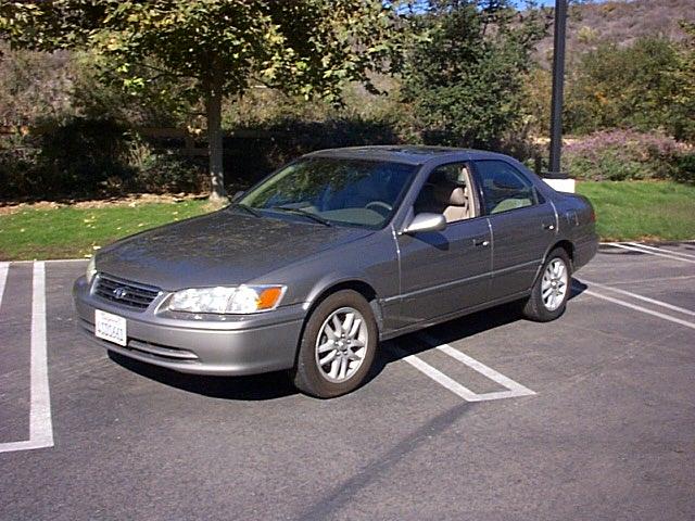 Тойота камри 2001 фото
