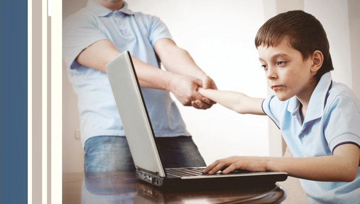 компьютер и ребенок 1