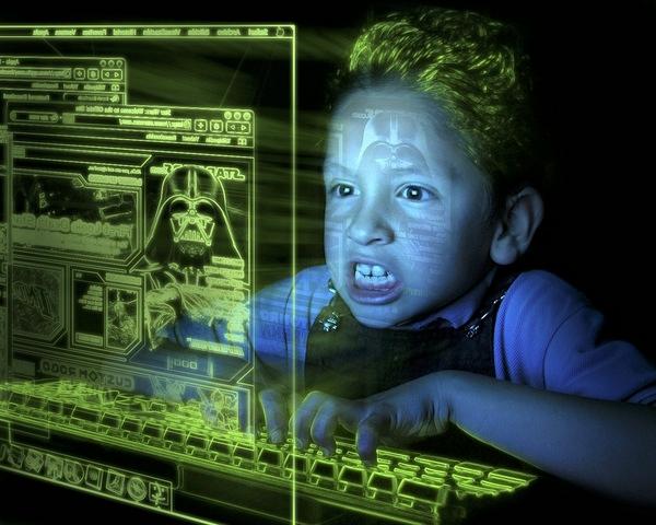 компьютер и ребенок 2
