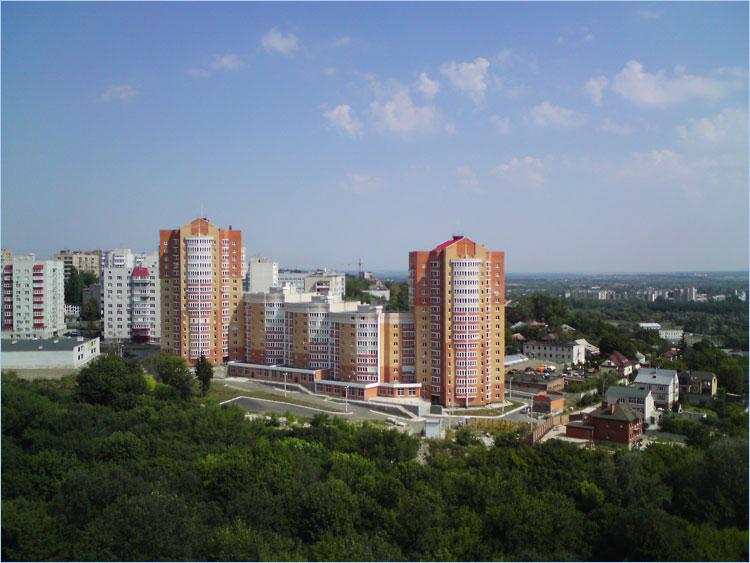 Недвижимость в Курске