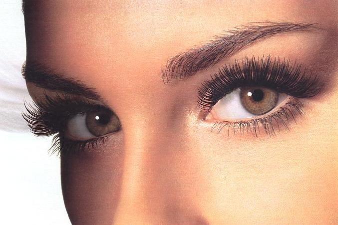 фото красивых карих женских глаз что смогло уничтожить
