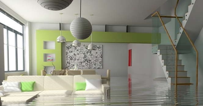 modern interior in Insurance case