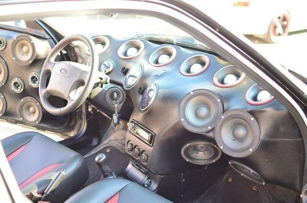 музыка в авто 2