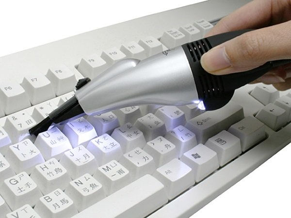 чистка клавиатуры