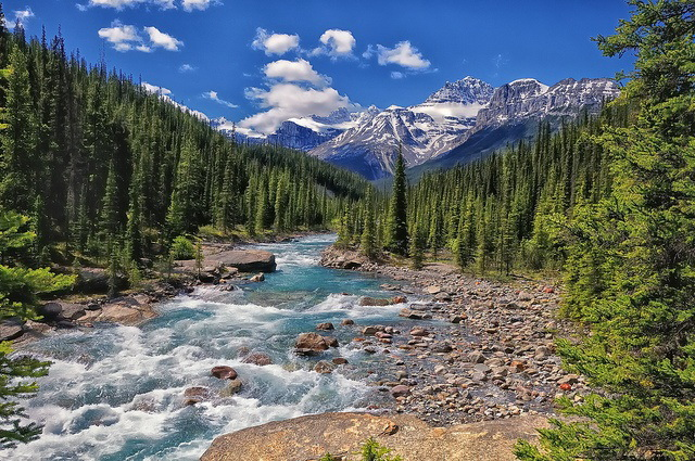 Курорт Banff
