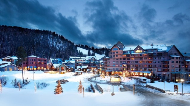 Курорт Winter Park Resort