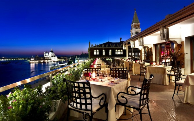 рестораны Венеции