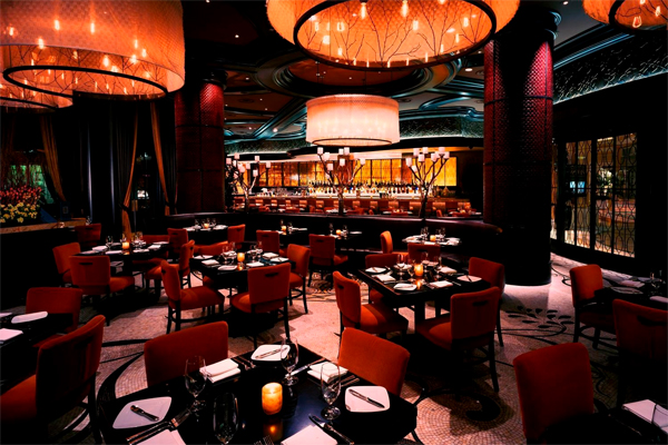 ресторан Лас-Вегаса
