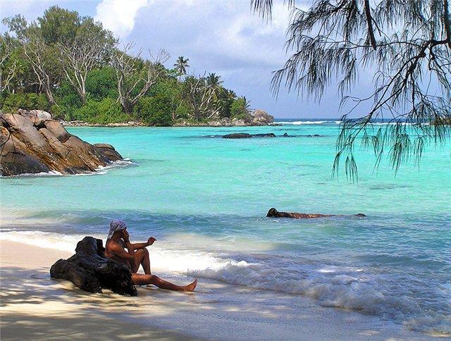 Необитаемый остров дикие люди секс