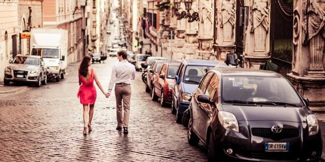 романтическое путешествие в Италии