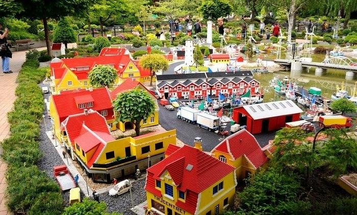 Город Лего