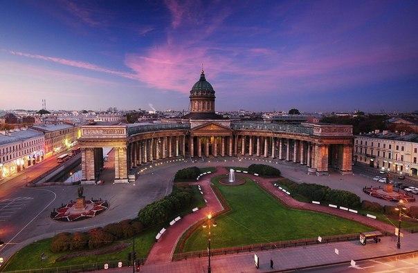 Казанский Собор Божьей Матери