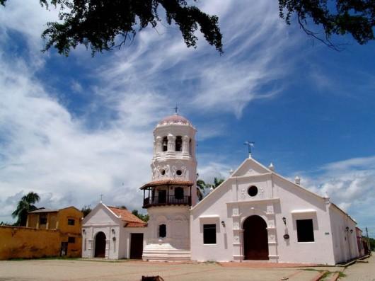 Курорт Санта Крус де Момпос