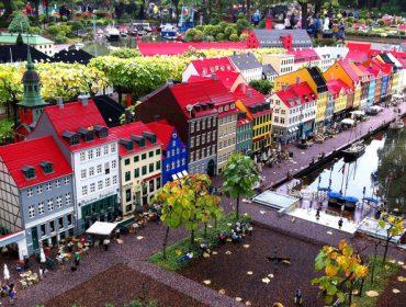 Леголенд в Дании – ожившая сказка.