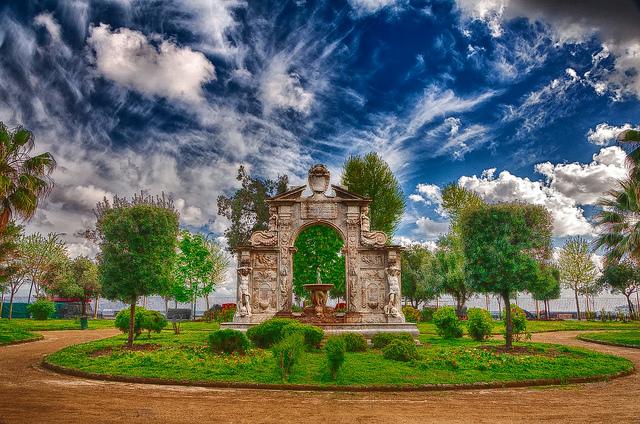 Парк Villa Comunale