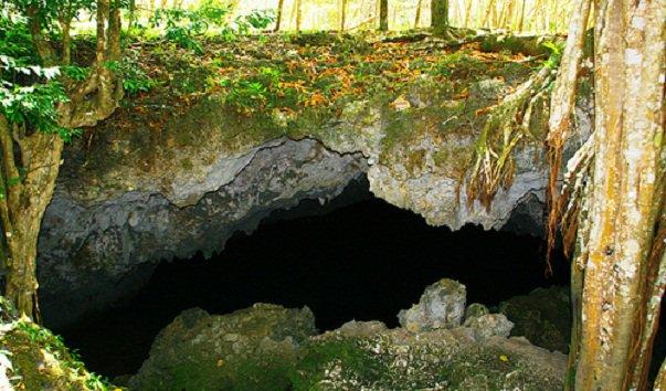 Пещера Моргана
