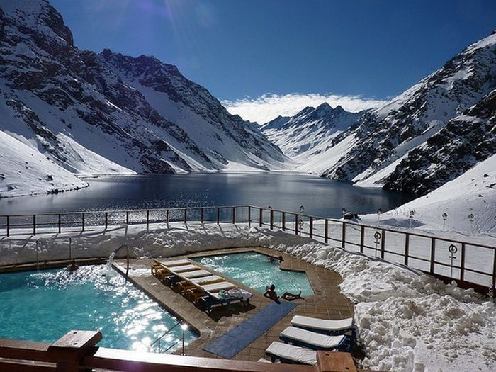 Портилло, Чили