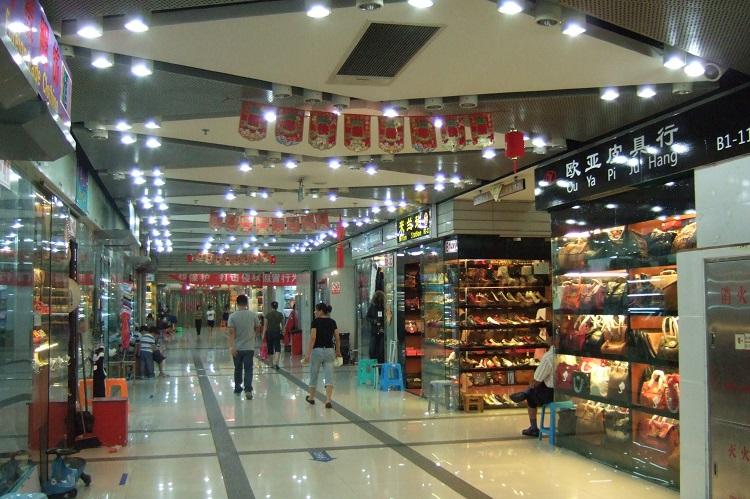 Рынок подделок Xiang Yang Fake Market