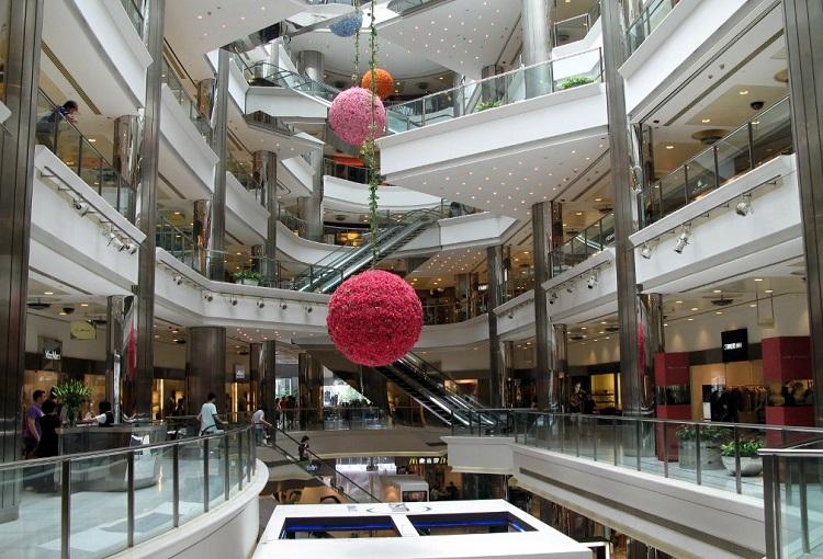 Торговый центр Plaza 66