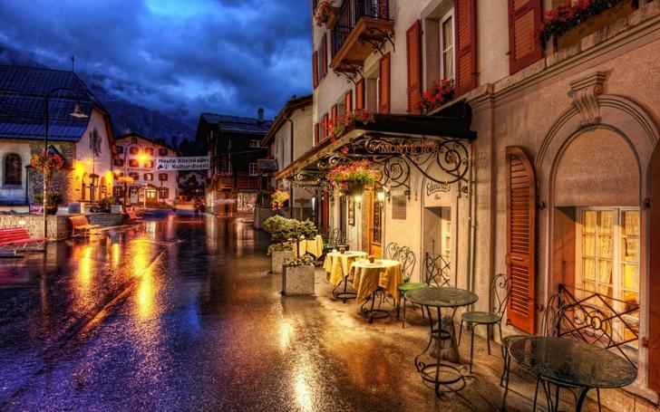 Царматт, Швейцария