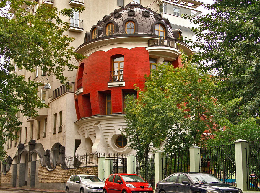 дом в стиле Фаберже 1