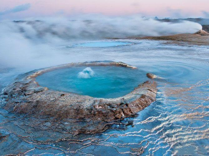 источники Исландии
