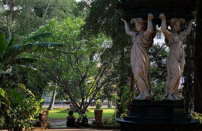 Ботанический сад Тундуру