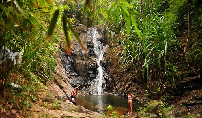 Водопад Nagkalit-kalit