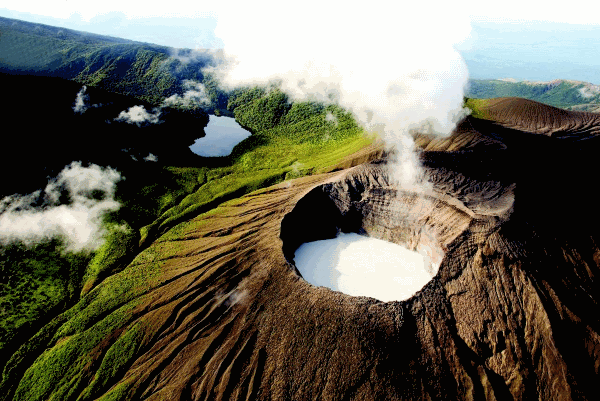 Вулкан Ринкол-де-ла-Вьеха