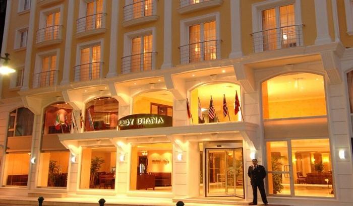 Отель Lady Diana