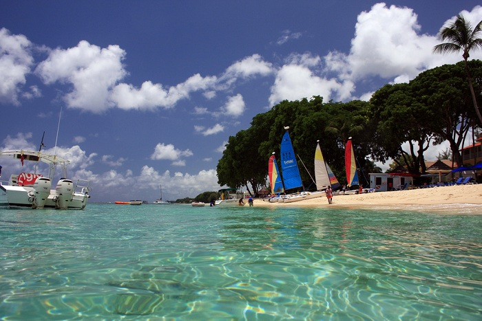 Пляж Пейнес-Бэй