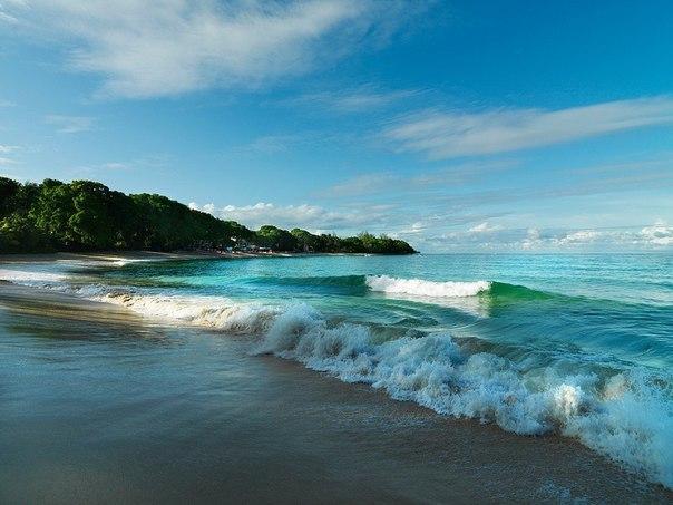 Пляж Сэнди Лайн
