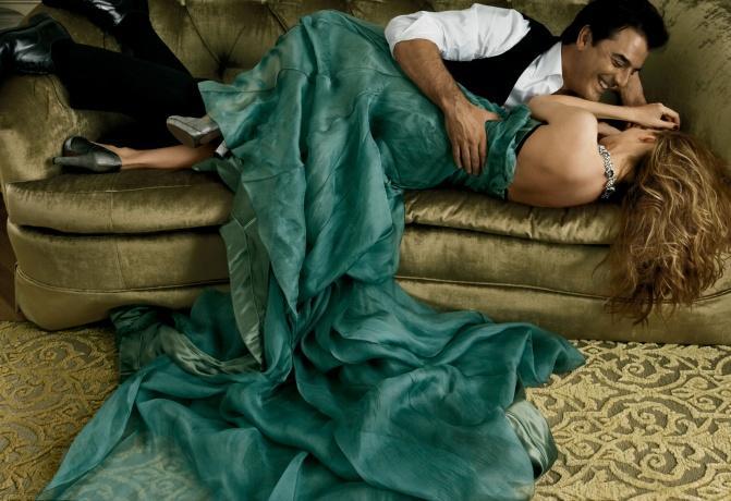 Секс после свадьбы 3