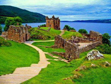 Туристические достопримечательности Шотландии.