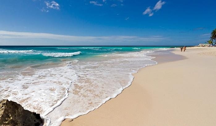 пляж Максвелл