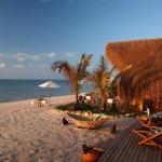 пляж Мозамбика