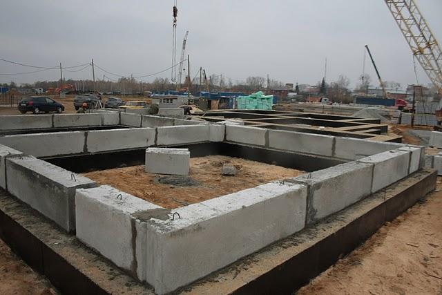 бетонные блоки для фундамента цена саранск возрастанию цены убыванию