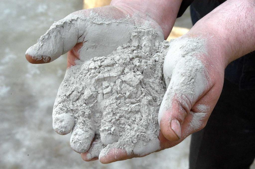 выбираем цемент