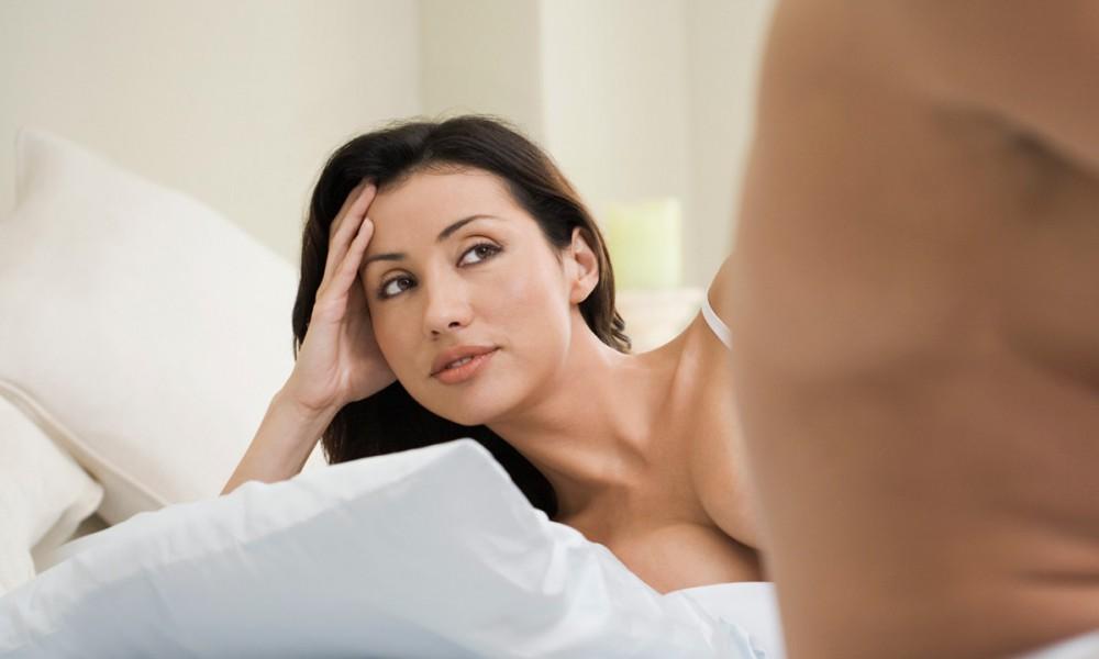 Секс с любимой за границей